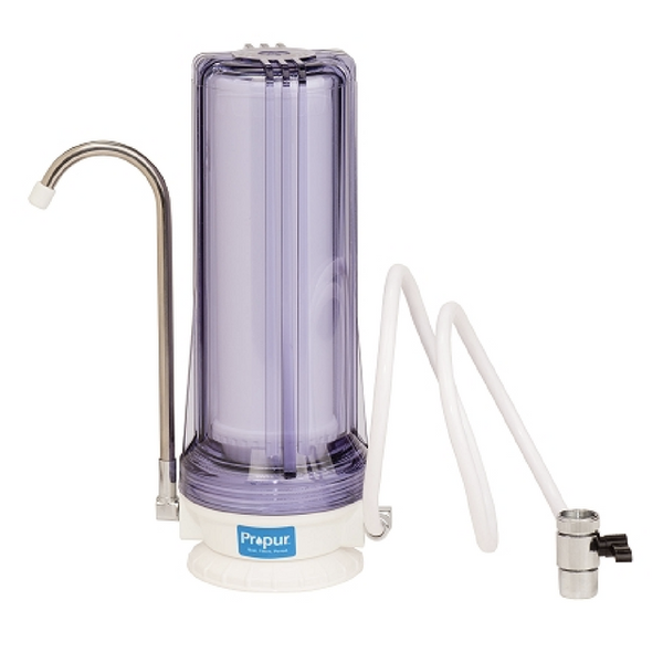 Propur Countertop Water Filter and Purifier with ProMax Filter - Purely Water Supply