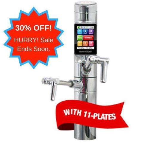 Tyent UCE-11 Turbo Extreme Under-Counter Alkaline Water Ionizer - Purely Water Supply