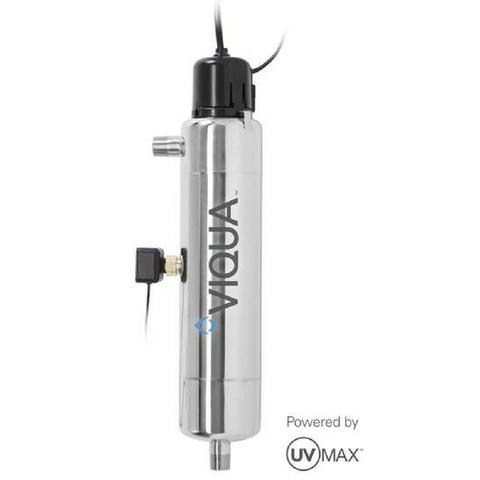 VIQUA 660042-R D4-V+ 8.9 GPM UV Whole House Water Filter and Purifier - Purely Water Supply