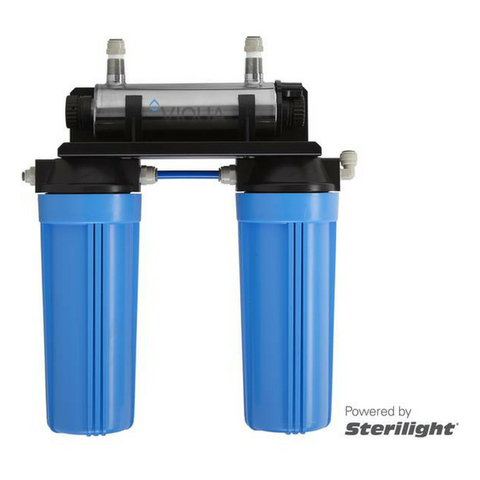 VIQUA VT1-DWS 1 GPM UV Water Filtration System - Purely Water Supply