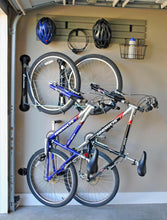 Steadyrack vertical bike storage rack