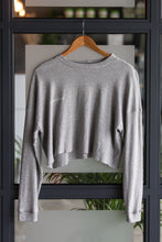 Ladies Soft Cropped Sweater