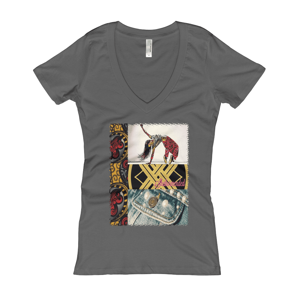Dance Lifestyle Women's V-Neck T-shirt