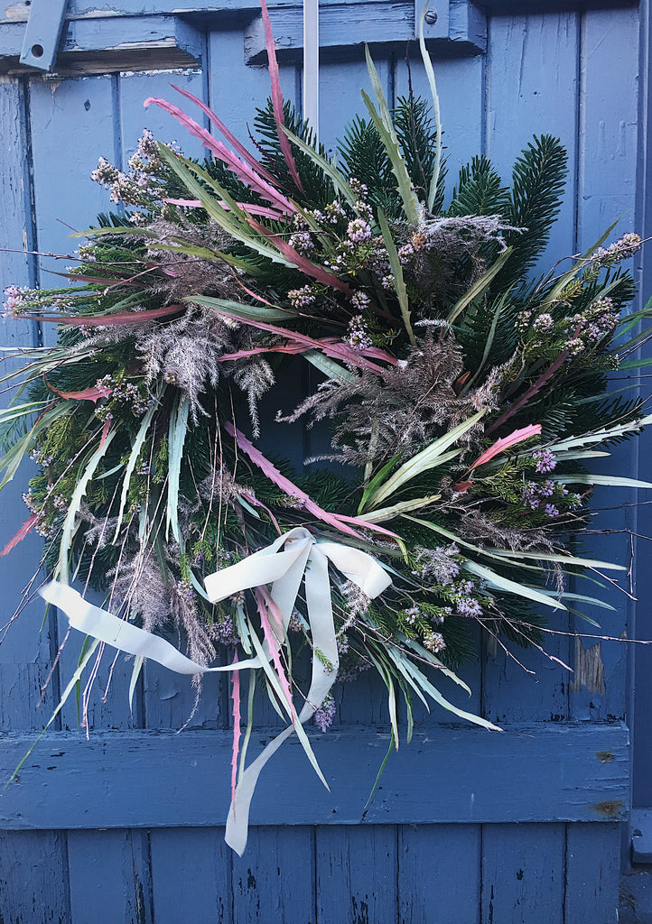 Christmas Wreath Workshop Saturday 1st December 2pm