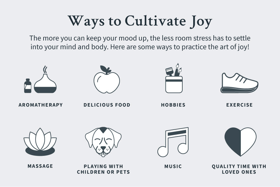 ways to cultivate joy