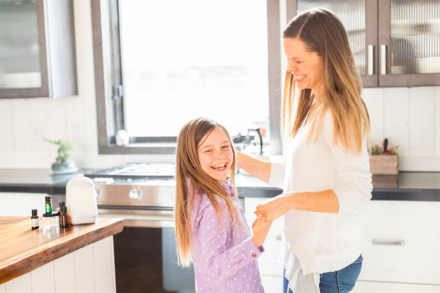 how essential oils affect children differently than adults