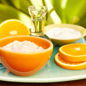essential oils for motivation coconut orange tropical salt scrub recipe
