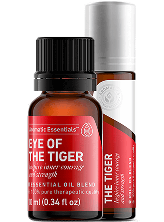 Eye of the Tiger Blend