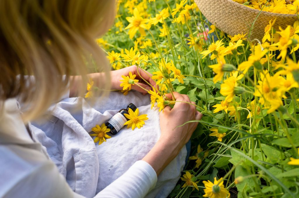 Arnica oil aromatherapy recipes