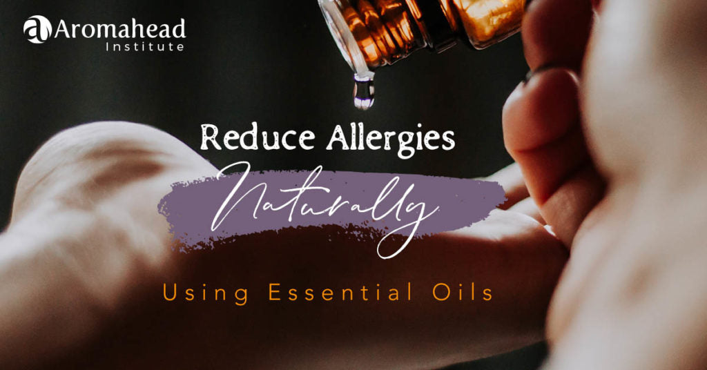 reduce allergies naturally using essential oils webinar sign up
