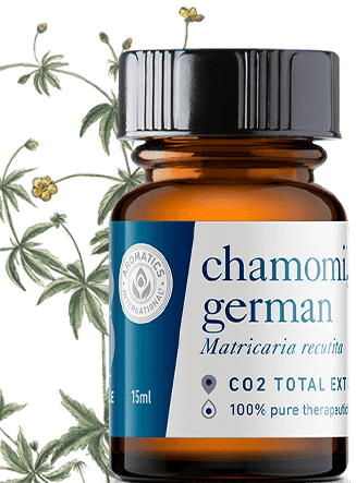 Chamomile German CO2 Oil
