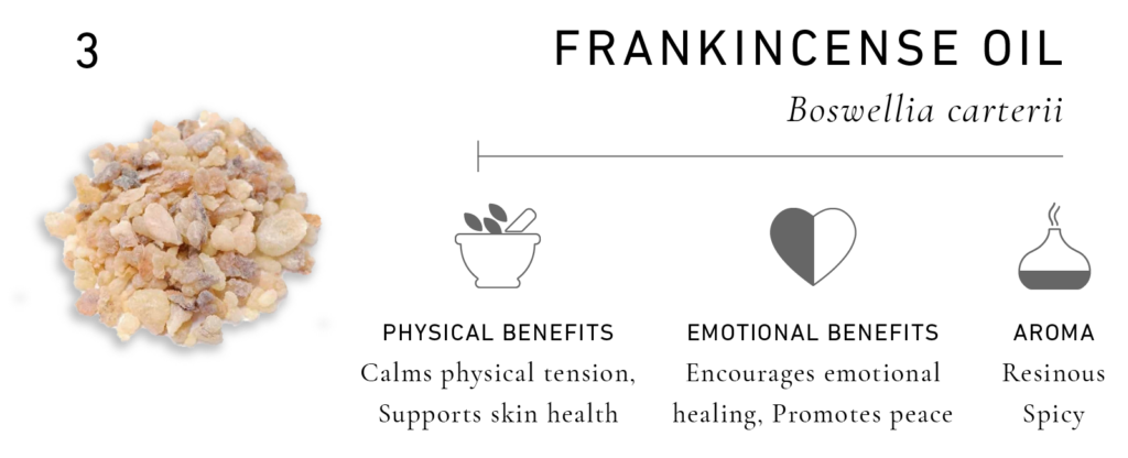 Essential Oils for Men: Frankincense