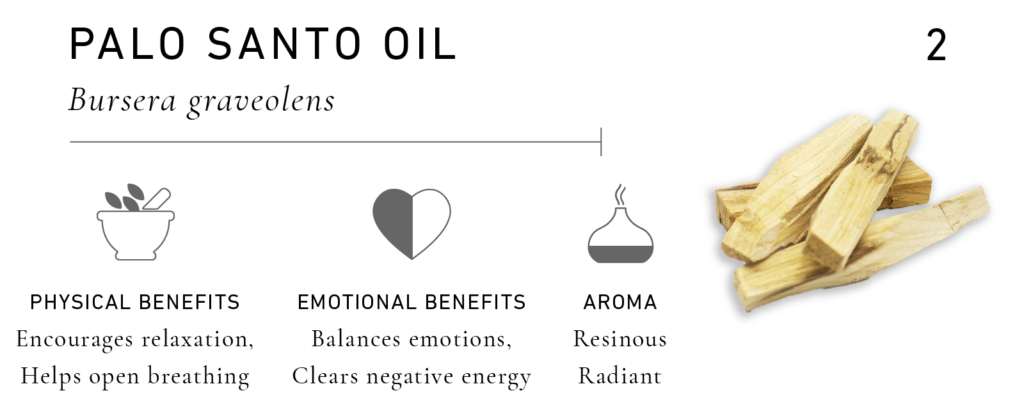 Essential Oils for Men: Palo Santo