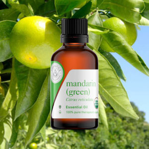 13 Essential Oils for Seasonal Affective Disorder mandarin green oil