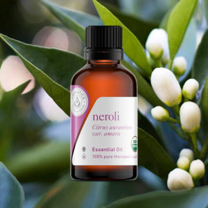 13 Essential Oils for Seasonal Affective Disorder neroli oil