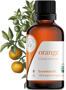 Orange (Sweet) Oil