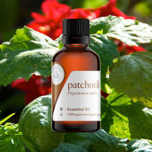 Essential Oils for Valentine's Day patchouli oil
