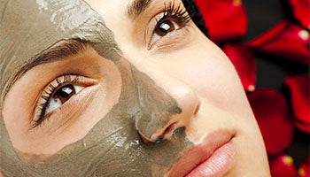 Clay Mask with Rhassoul Clay