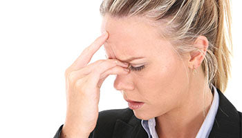 Headache Associated with Sinus Infection