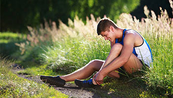 Pain Relief for Muscle Strains