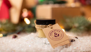 Holiday Spice Solid Perfume
