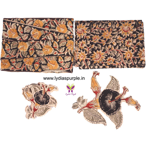 Kalamkari Patch for Women Buy online Lydiaspurple