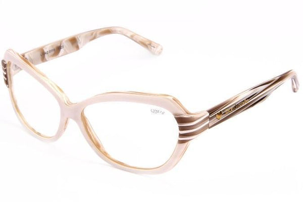Thais Gusmao Cat Eye Optical Glasses Pearl Acetate