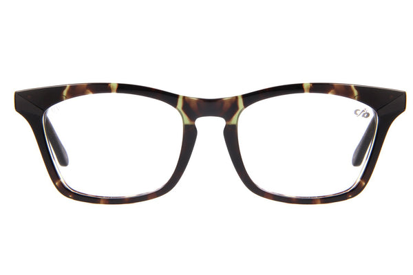 90'S Alexandre Herchcovitch Cat Eye Optical Glasses Turtle Acetate