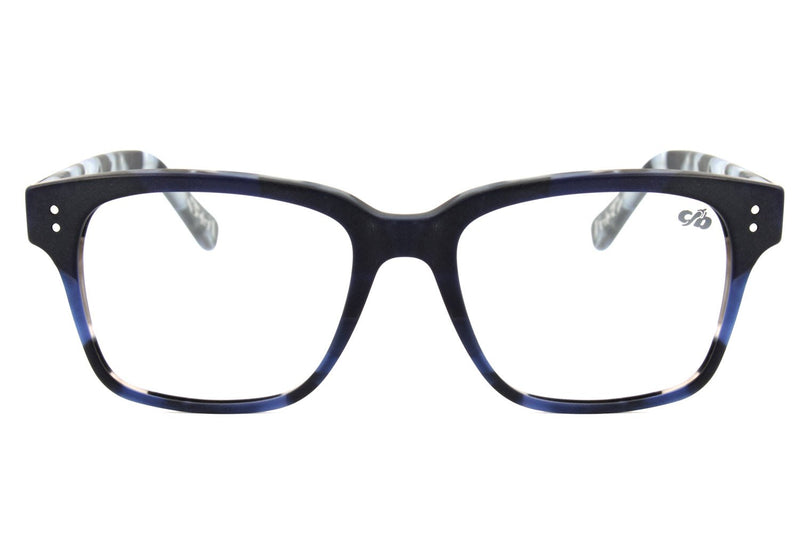 Dc Comics Bossa Nova Optical Glasses Blue Acetate