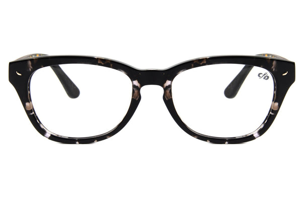 Dc Comics Cat Eye Optical Glasses Black Acetate