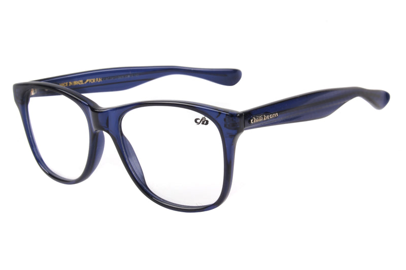 Bossa Nova Optical Glasses Blue Acetate