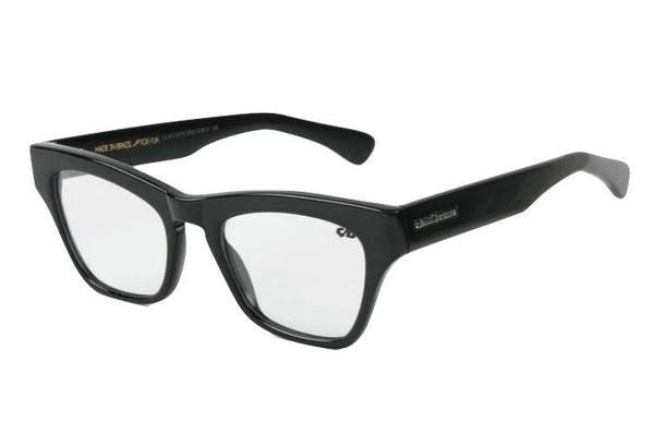 Cat Eye Optical Glasses Dark Acetate
