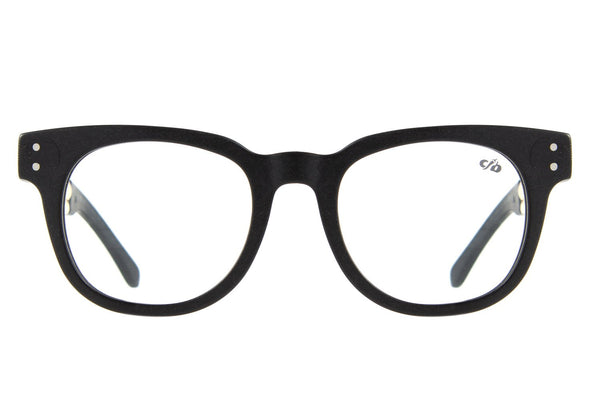 Skulls 2018 Square Optical Glasses Black Acetate