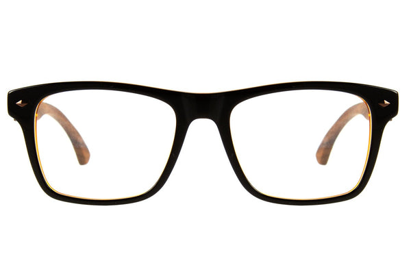 Harry Potter Optical Glasses Nimbus 2000 Brown Wood
