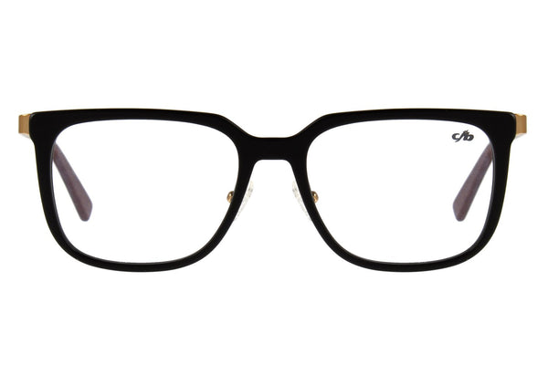 Harry Potter Optical Glasses Acetate Black Rose Square