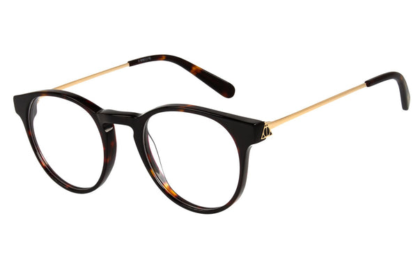 Harry Potter Optical Glasses Acetate Golden Turtle