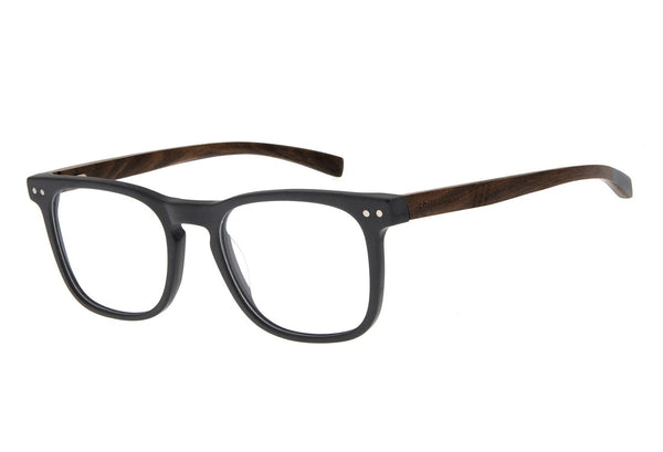 Bamboo Bossa Nova Optical Glasses Gray Acetate