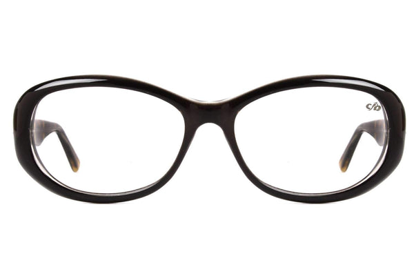 Square Optical Glasses Black Proprianate
