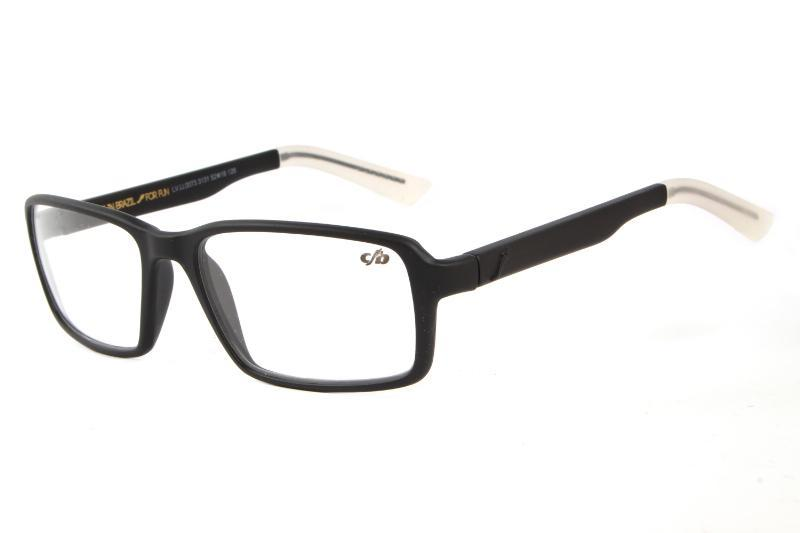 Square Optical Glasses Matte Nylon