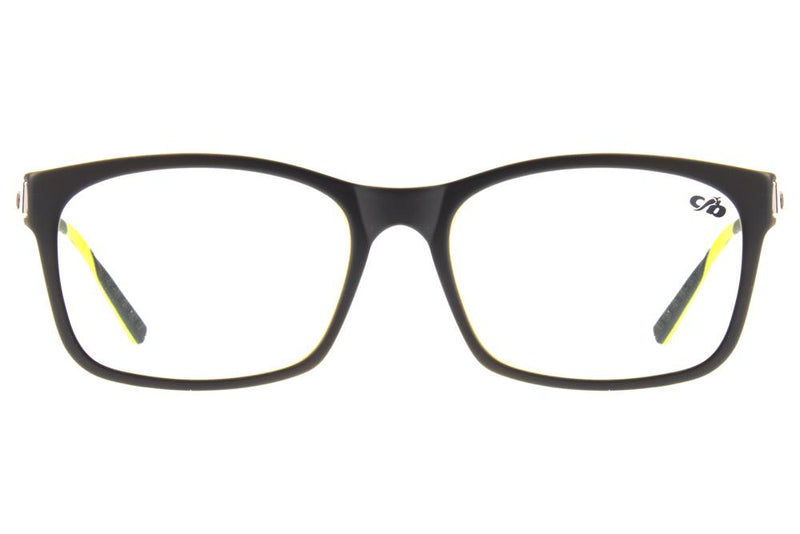 Square Optical Glasses Gray Tr90