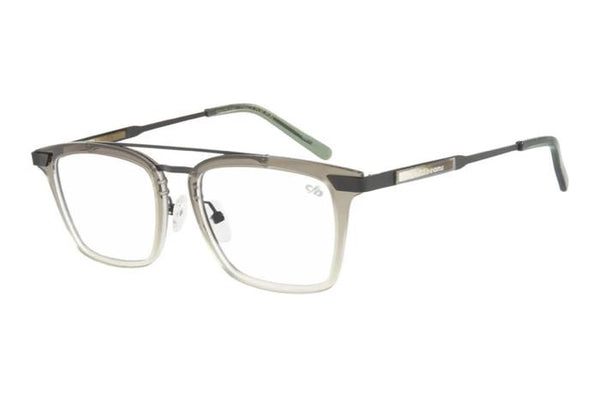 Double Lenses Square Optical Glasses Gradient Nylon