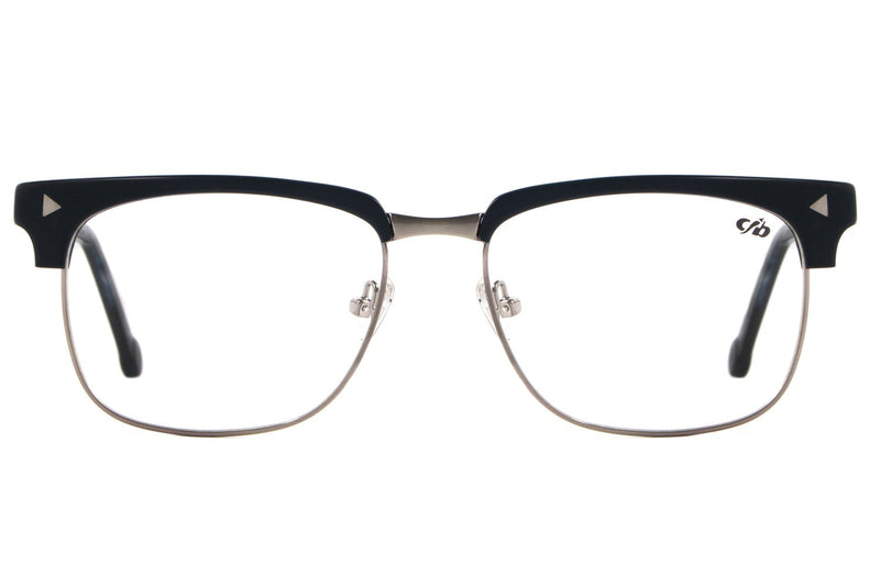 Play Jazz Optical Glasses Blue Acetate