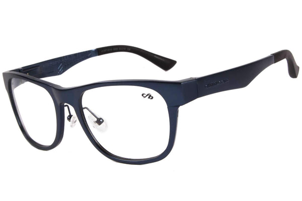 Play Bossa Nova Optical Glasses Blue Aluminium