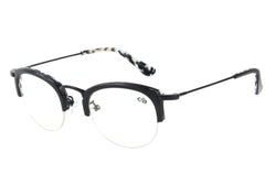 Jazz Optical Glasses Black Acetate