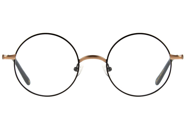 Harry Potter Optical Glasses Round Black Brown