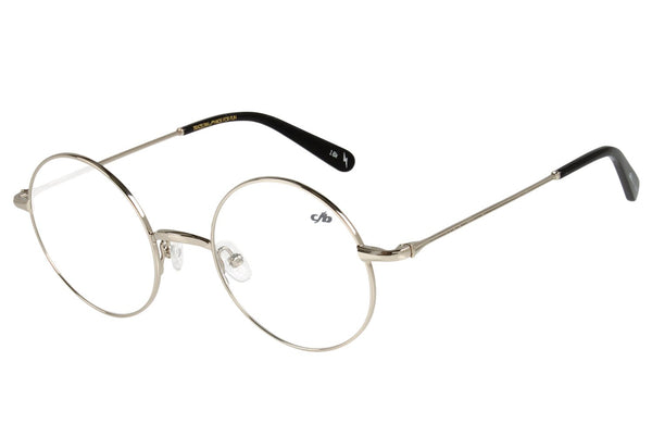 Harry Potter Round Optical Glasses Silver Gold