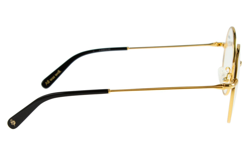 Harry Potter Optical Glasses Gold Plated