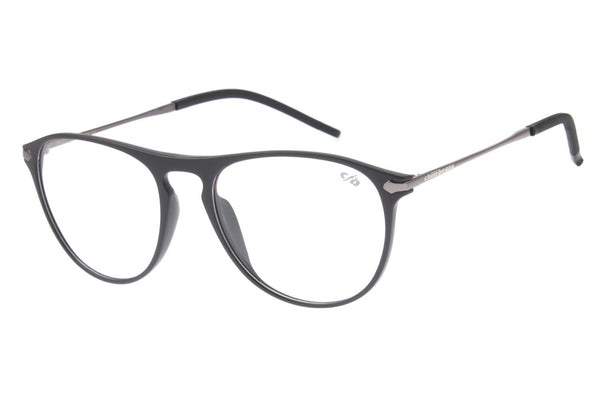 Round Optical Glasses Flash Polycarbonate