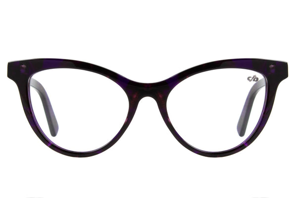 Cat Eye Optical Glasses Flash Acetate