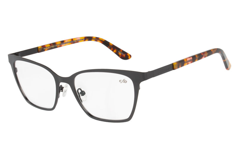 Square Optical Glasses Gradient Acetate